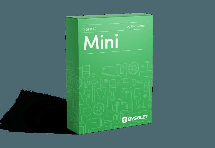 Produktbild Bygglet Mini